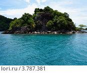Море, остров (2012 год). Стоковое фото, фотограф Александр Каманин / Фотобанк Лори