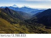 Камчатский пейзаж. Стоковое фото, фотограф А. А. Пирагис / Фотобанк Лори