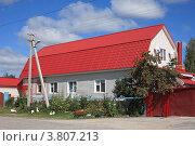Купить «Виды города Курлово», эксклюзивное фото № 3807213, снято 1 сентября 2012 г. (c) Игорь Веснинов / Фотобанк Лори