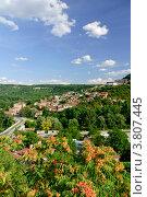 Велико Тырново, городской пейзаж (2007 год). Стоковое фото, фотограф Владимир Фалин / Фотобанк Лори