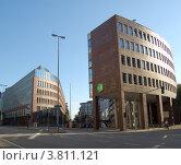 Современные здания. Германия (2008 год). Редакционное фото, фотограф Нина М / Фотобанк Лори