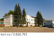 Администрация, Сычевка (2012 год). Стоковое фото, фотограф Вячеслав Потапов / Фотобанк Лори
