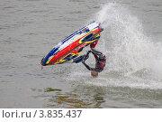 Купить «Чемпионат России по аквабайку», фото № 3835437, снято 23 июля 2006 г. (c) Георгий Грушин (Photo-classic) / Фотобанк Лори