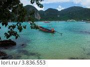 Phi-Phi,острова Таиланда (2012 год). Редакционное фото, фотограф Чуракова Анна / Фотобанк Лори
