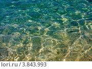 Море в Хорватии (2012 год). Стоковое фото, фотограф Анна Назарова / Фотобанк Лори