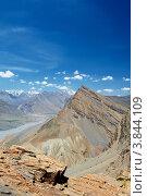 Купить «Индийские Гималаи», фото № 3844109, снято 3 июля 2012 г. (c) Дмитрий Калиновский / Фотобанк Лори