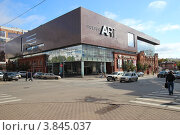 Купить «Уфа. Галерея Арт», фото № 3845037, снято 13 сентября 2012 г. (c) Mikhail Erguine / Фотобанк Лори