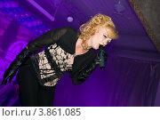 Купить «Певица Татьяна Иванова», эксклюзивное фото № 3861085, снято 14 сентября 2012 г. (c) Михаил Ворожцов / Фотобанк Лори