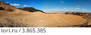 Пустыня, панорама. Стоковое фото, фотограф Shlomo Polonsky / Фотобанк Лори