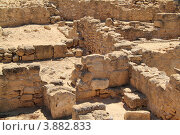 Купить «Античный город (Кипр, Пафос)», фото № 3882833, снято 31 мая 2012 г. (c) Хименков Николай / Фотобанк Лори