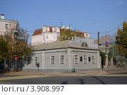 Музей Е. А. Боратынского в Казани (2012 год). Стоковое фото, фотограф Динара Х / Фотобанк Лори