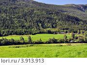 Купить «Норвежский пейзаж», фото № 3913913, снято 27 октября 2008 г. (c) Estet / Фотобанк Лори