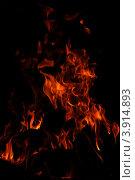 Огонь. Стоковое фото, фотограф Валерий Лепендин / Фотобанк Лори