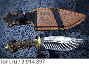 Нож (2012 год). Редакционное фото, фотограф Валерий Лепендин / Фотобанк Лори