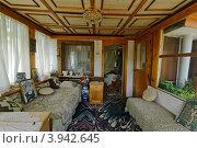 Интерьер комнаты в доме пророчицы Ванги (2007 год). Редакционное фото, фотограф Владимир Фалин / Фотобанк Лори