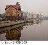 Калининград, Рыбная деревня (2011 год). Редакционное фото, фотограф Шашина Анна / Фотобанк Лори
