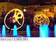 Огненный лук (2012 год). Редакционное фото, фотограф Даниил Безуглов / Фотобанк Лори