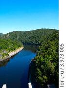 Река в живописных зелёных берегах. Стоковое фото, фотограф Роберт Ивайсюк / Фотобанк Лори