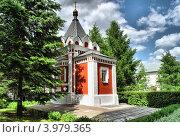 Купить «Часовня в Новоспасском монастыре, Москва», эксклюзивное фото № 3979365, снято 18 июня 2012 г. (c) lana1501 / Фотобанк Лори
