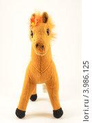 Лошадка игрушечная (2012 год). Редакционное фото, фотограф Александр Клоповский / Фотобанк Лори