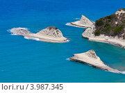 Остров Корфу, Перуладес (2012 год). Стоковое фото, фотограф Алексей Кондратьев / Фотобанк Лори