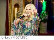 Купить «Таисия Повалий», эксклюзивное фото № 4001885, снято 3 ноября 2012 г. (c) Михаил Ворожцов / Фотобанк Лори