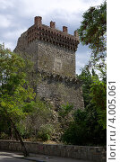 Купить «Башня Константина. Феодосия», фото № 4005061, снято 29 августа 2012 г. (c) Аркадий Захаров / Фотобанк Лори