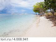 Купить «Побережье острова Памилакан», фото № 4008941, снято 9 мая 2012 г. (c) Сергей Дубров / Фотобанк Лори