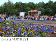 Праздник города в Великом Новгороде в 2012 году. Редакционное фото, фотограф Алексеева Оксана / Фотобанк Лори