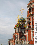 Церковь Собора Пресвятой Богородицы (2010 год). Стоковое фото, фотограф Виктор Андреев / Фотобанк Лори