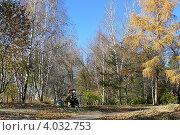 Осень в Иркутске (2007 год). Редакционное фото, фотограф Алина Сысоева / Фотобанк Лори