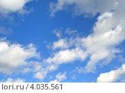 Осеннее небо. Стоковое фото, фотограф Алексей Петров / Фотобанк Лори