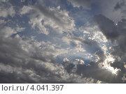 Темное небо. Стоковое фото, фотограф Нина Хилько / Фотобанк Лори