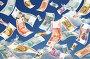 Падающие рубли на фоне голубого неба с белыми облаками, фото № 4041629, снято 25 июня 2017 г. (c) Самохвалов Артем / Фотобанк Лори