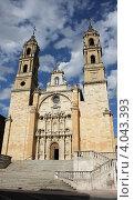 Католическая  церковь Испания. Стоковое фото, фотограф киров николай / Фотобанк Лори