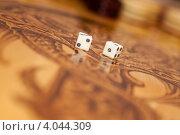 Купить «Древняя настольная игра — Нарды», фото № 4044309, снято 23 ноября 2012 г. (c) Иван Карпов / Фотобанк Лори