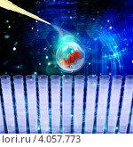 Купить «Генетические научные исследования в медицине будущего. Клонирование человека», фото № 4057773, снято 23 января 2019 г. (c) Сергей Гавриличев / Фотобанк Лори