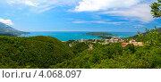 Лето в Черногории. Стоковое фото, фотограф Алексей Полумордвинов / Фотобанк Лори