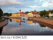 Купить «Иваново в летний вечер», фото № 4094525, снято 27 июня 2012 г. (c) Яков Филимонов / Фотобанк Лори