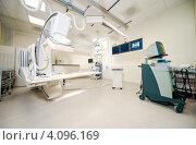 Купить «Оборудование для медицинского сканирования в онкологическом отделении», фото № 4096169, снято 6 ноября 2012 г. (c) Alexander Tihonovs / Фотобанк Лори