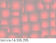 Фон из красно-чёрных квадратов. Стоковая иллюстрация, иллюстратор Felix Bensman / Фотобанк Лори