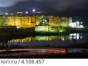 Перекрёсток. Заполярный (2012 год). Редакционное фото, фотограф Егор Богданов / Фотобанк Лори