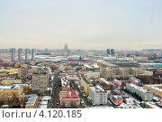 Купить «Москва. Район Хорошевский», фото № 4120185, снято 14 декабря 2012 г. (c) Зобков Георгий / Фотобанк Лори