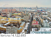 Купить «Москва. Улица Поликарпова», фото № 4122693, снято 14 декабря 2012 г. (c) Зобков Георгий / Фотобанк Лори