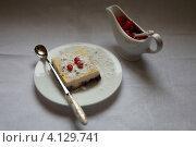 Вкусный завтрак. Стоковое фото, фотограф Жанна Каштан / Фотобанк Лори
