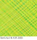 Желто-зеленый абстрактный фон с пересекающимися волокнами. Стоковая иллюстрация, иллюстратор Людмила Герасимова / Фотобанк Лори