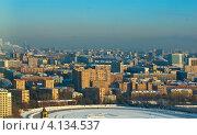 Купить «Москва. Район Беговой», фото № 4134537, снято 19 декабря 2012 г. (c) Зобков Георгий / Фотобанк Лори