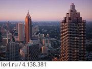 Атланта (2010 год). Стоковое фото, фотограф Антон Соколов / Фотобанк Лори