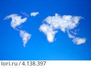 Карта Мира. Стоковое фото, фотограф Антон Соколов / Фотобанк Лори