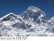 Эверест (2011 год). Стоковое фото, фотограф Антон Соколов / Фотобанк Лори
